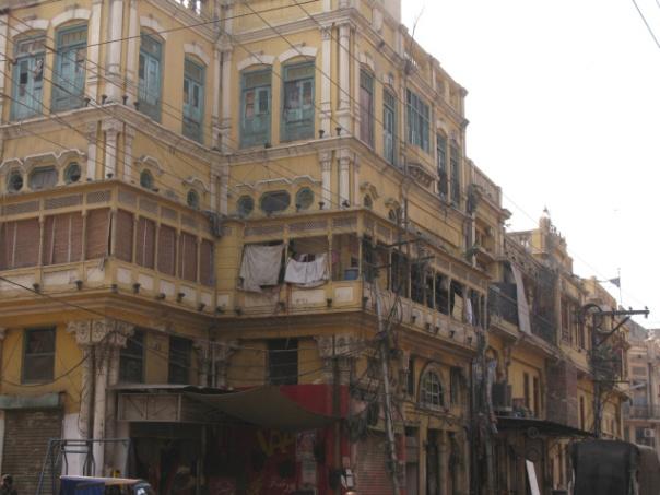 Heera Mandi, LahorePhotographer: Parthiv Shah